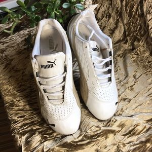 PUMA Leather Snickers🐆🐅🐾🐾